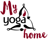 My Yoga Home Retina Logo